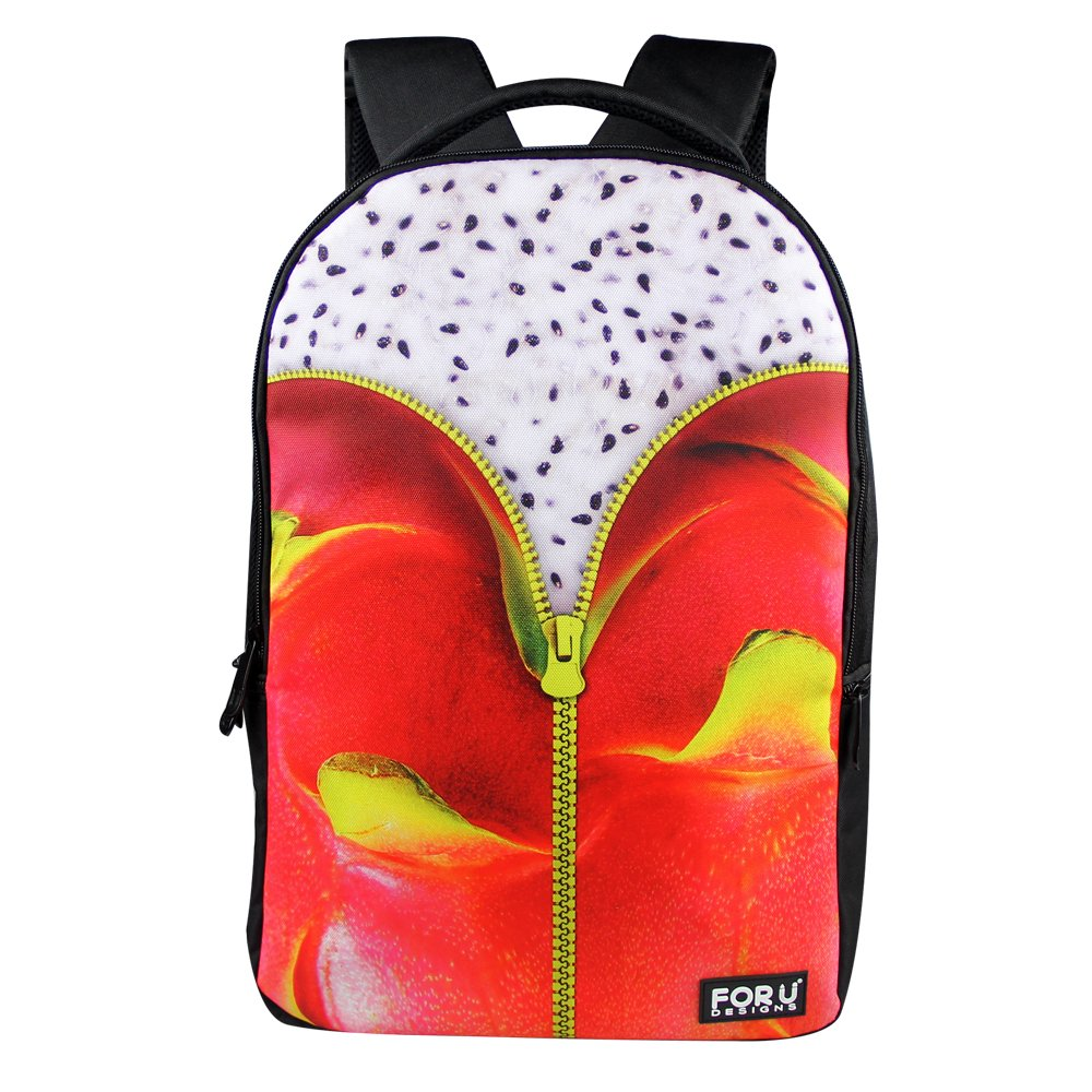 FOR U DESIGNS Pitaya Lightweight Climbing Mountain Backpack for Men and Women