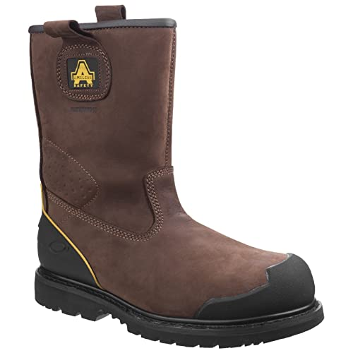 0d18e670418 Amblers Safety FS223C Safety Rigger Boot/Mens Boots