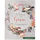 A Garland of Grace: An Inspirational Adult and Teen Coloring Book Featuring Proverbs Scripture