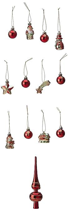 Mini decorazioni per albero di natale