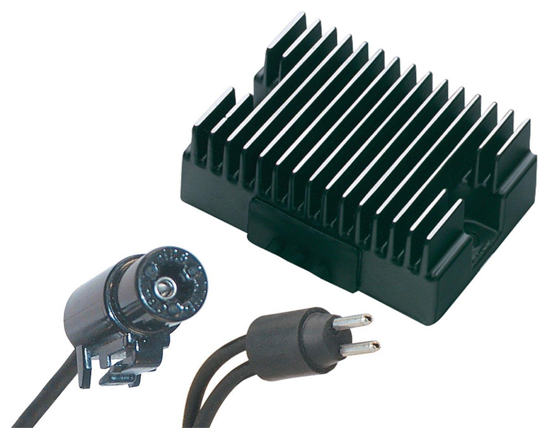 ACCEL 201130B Black Hybrid Design Voltage Regulator