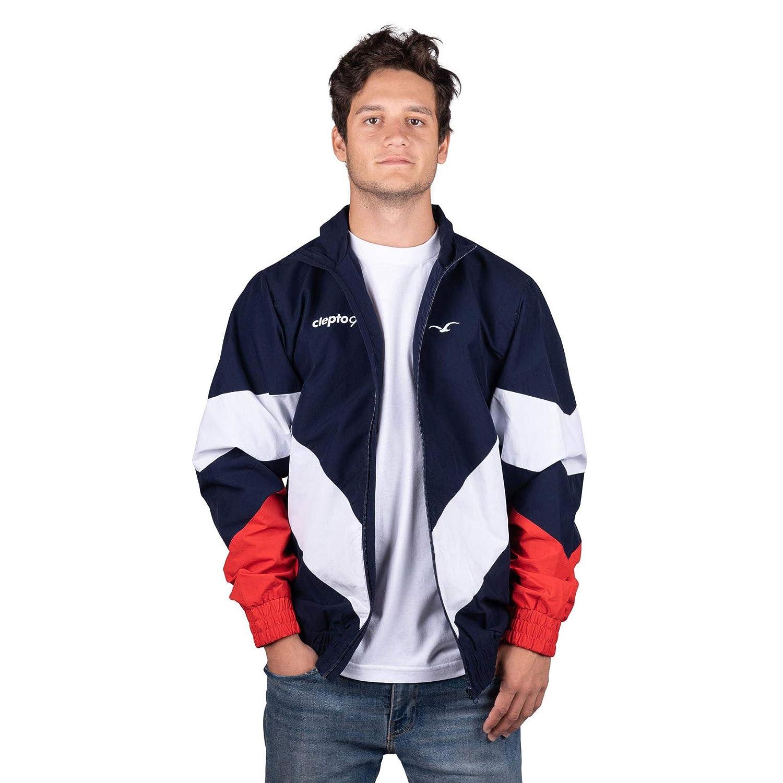 Cleptomanicx Jacke Jacke Jacke Track B07H67PY1Y Jacken Online-Verkauf 29681b