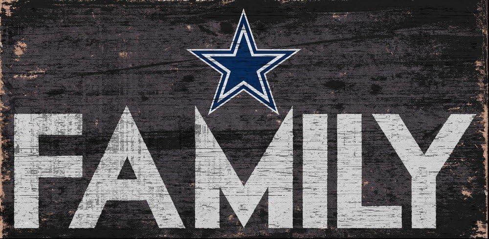 Fan Creations Dallas Cowboys Family Sign, Multi