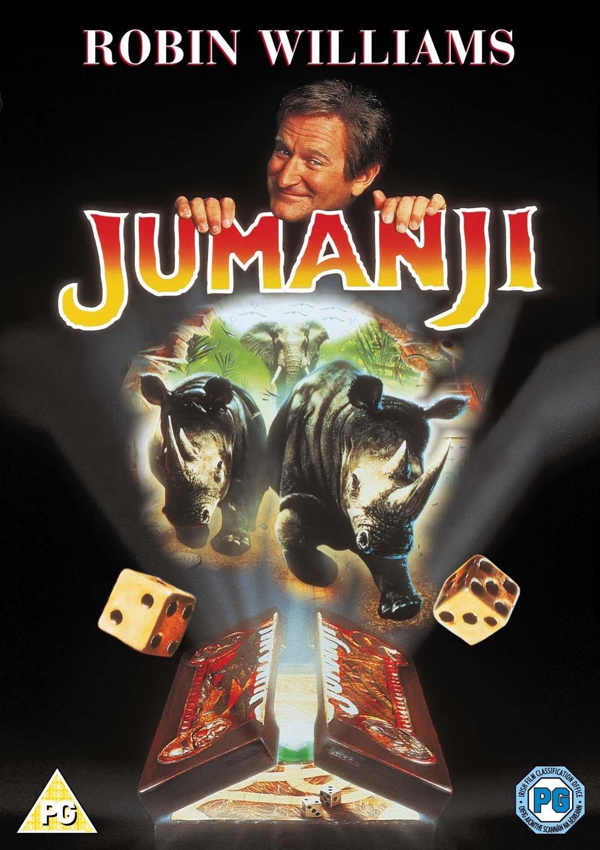 Jumanji [Edizione: Regno Unito] [Reino Unido] [DVD]: Amazon.es: Jumanji: Cine y Series TV