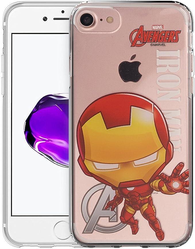 iphone 7 coque iron man