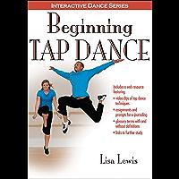 Beginning Tap Dance (Interactive Dance Series) book cover