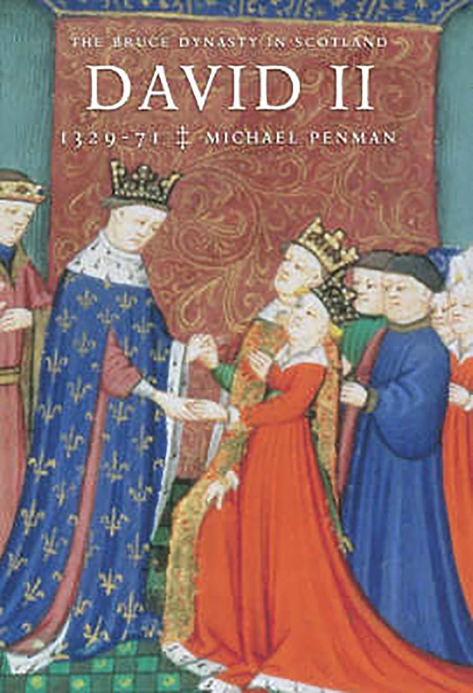 Read Online David II, 1329-71 pdf