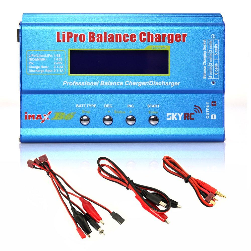 Amazon.com : SKYRC iMAX B6 OEM Balance Charger for LiPo, 1s-6s Li ...