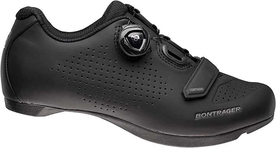 Bontrager Cortado Damen Rennrad Fahrrad Schuhe schwarz 2021