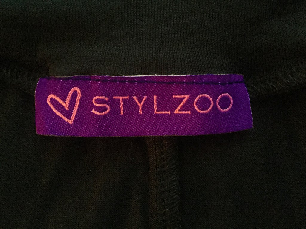 Stylzoo Women's Premium Modal Softest Ever Palazzo Solid Stretch Pants Black Regular 2X by Stylzoo (Image #6)