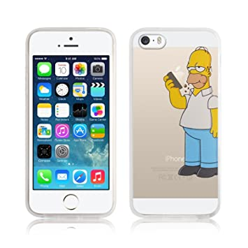 cover iphone 5 homer