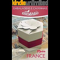 Embalagens e Caixinhas Artesanais - Modelo France