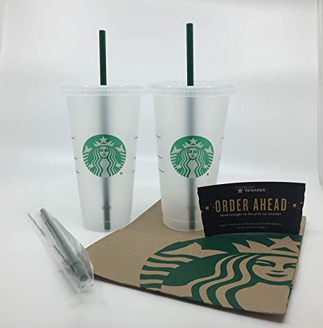 starbucks reusable straws