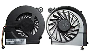 HK-part Replacement Fan for HP Pavilion G7 G6 G4 G7-1000 G6-1000 G4-1000 Compaq CQ42 CQ62 CQ56 CQ56z G62 G42 Presario CQ62z G62t G62m G62x G42t Series Cpu Cooling Fan KSB06105HA 3-Pin 3-Wire