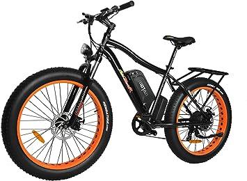 Addmotor MOTAN Gran Númatico Bicicleta Electrica 750W con ...