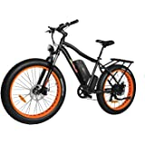 Addmotor MOTAN Electric Bikes Fat Tire Electric Bicycles Snow Beach Mountain 750W Ebikes For Adults With Suspension Fork Mountain E-bikes Mountain Electric Bicycle