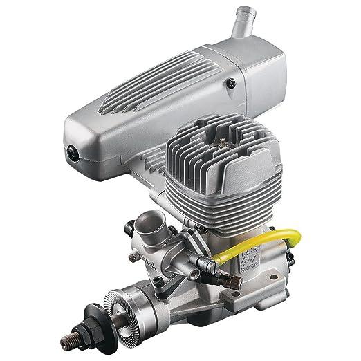 O.S. Engines ggt15 Radio Control Avión Motor de gasolina con PD-08 Bomba de combustible
