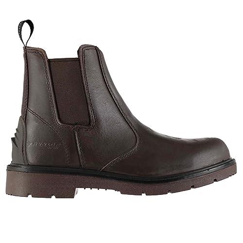 Y Dealer Seguridad es Amazon Hombre Botas De Dunlop Zapatos Ra586Pnxq