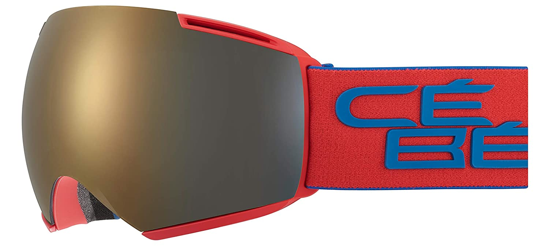 C/éb/é Icone Masque de Ski Mixte Adulte