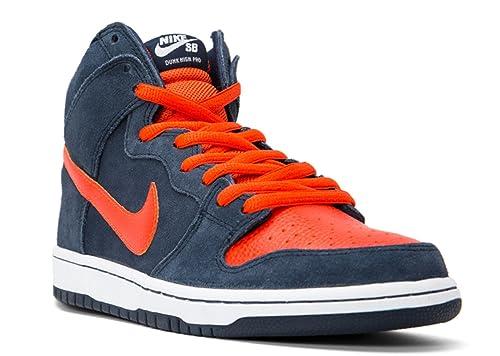916e6827 Amazon.com | Dunk HI PRO SB 'Syracuse' - 305050-481 | Fashion Sneakers