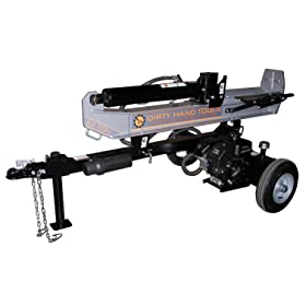 Dirty Hand Tools 100171-22 Ton Gas powered log splitter