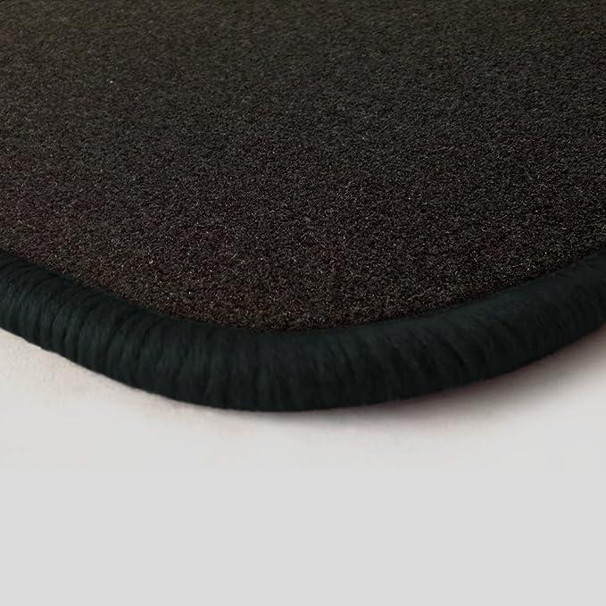 Velours Fußmatten in schwarz VW T3 Bj 1979-1993