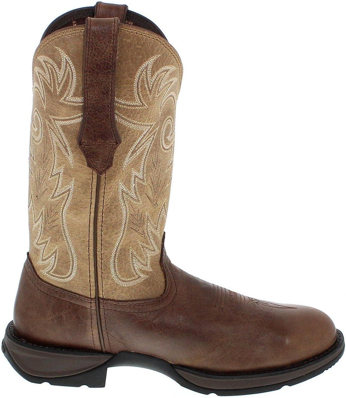 Durango Boots - Botas de equitación de Piel para Hombre 41: Amazon.es: Zapatos y complementos