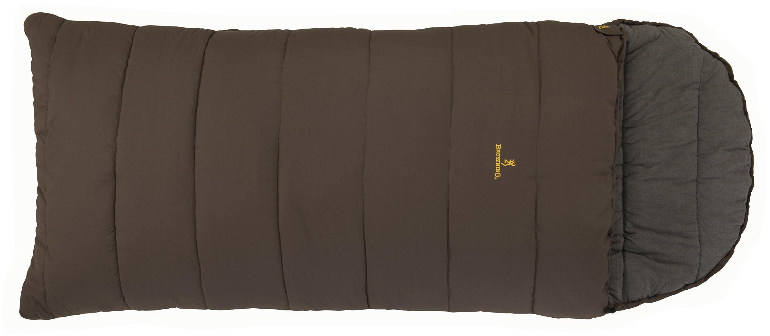 Browning Camping Klondike -30 Degree Sleeping Bag by Browning Camping (Image #2)