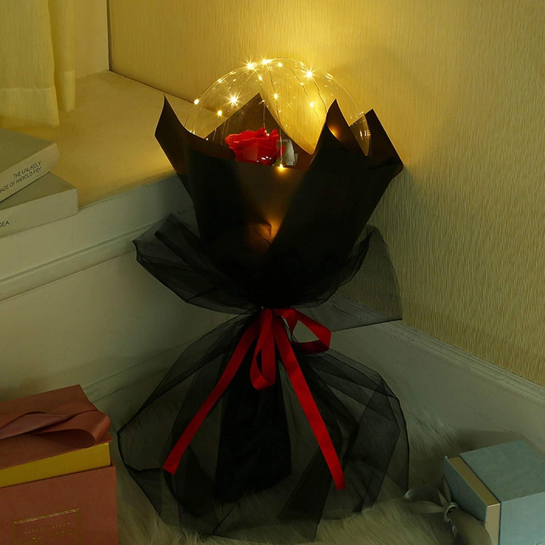 LED Balloon Sunflower Bouquet Luminous
