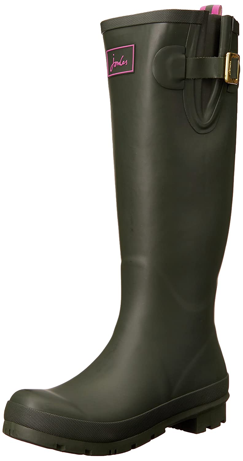 Joules (Olive) Fieldwelly, Femme Joules Bottes Femme Vert (Olive) 193ce9e - piero.space