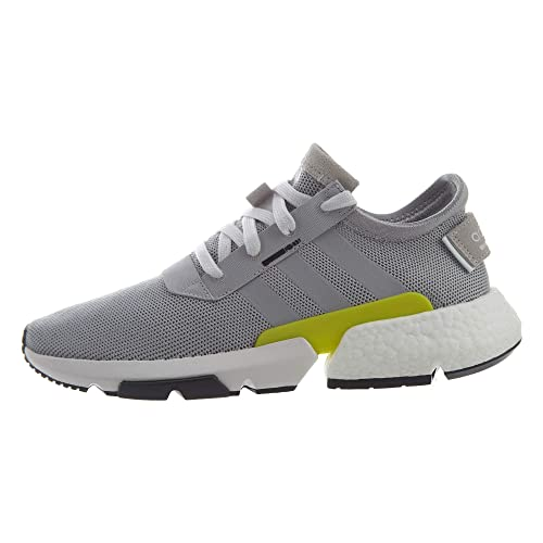 huge selection of f3c3f 830c8 Adidas Men s Pod S3.1 9 M US Grey Two Shock Yellow