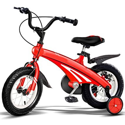 XBNH Bicicleta para Niños 3 Años De Edad, Bebé Y Bebé Bebé Bicicleta 2-