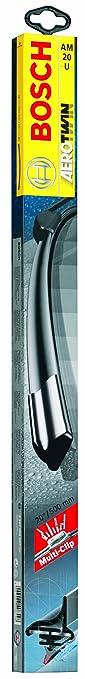 2 opinioni per Bosch 3397008567 SPAZZOLA TERGICRISTALLO