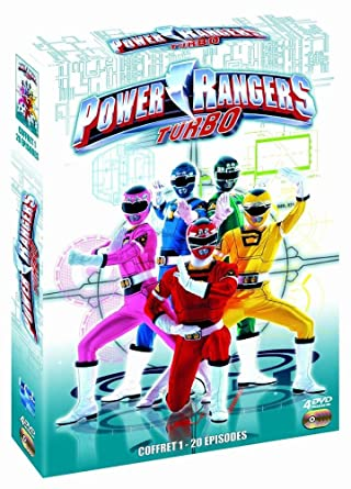 Power Rangers : Turbo [Francia] [DVD]
