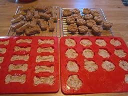 Moldes, Hornear de silicona para mascotas, Nios, dog-lovers, cocina