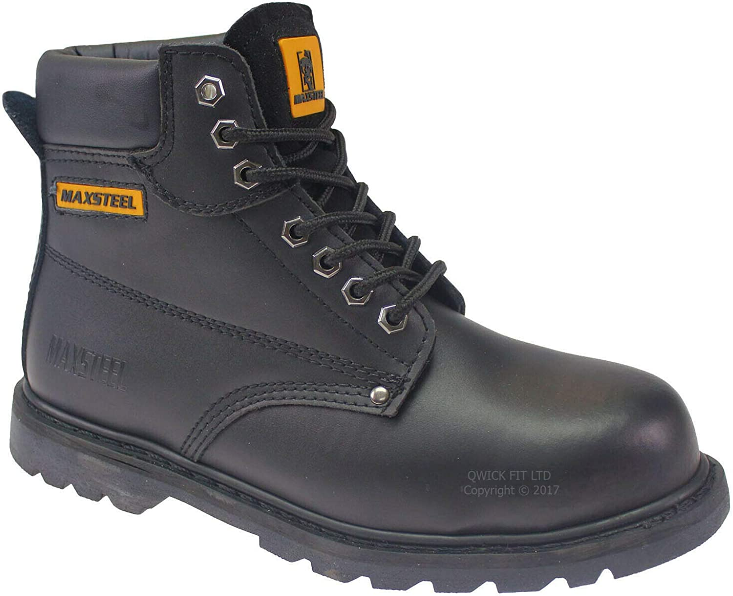 Safety Shoes Toe Cap Ankle Boots Shoes