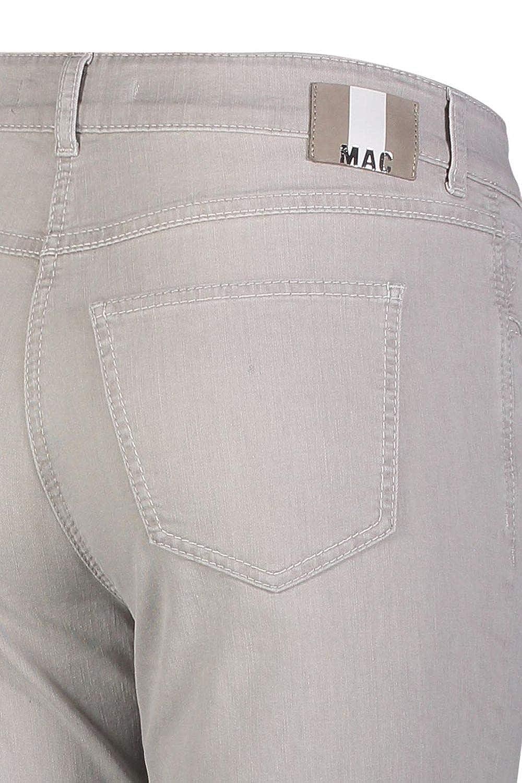 MAC Damen Jeans Angela 5240 *NEU* silver-grey D314