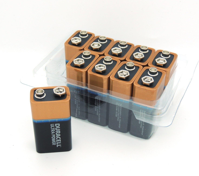 Duracell 4022 Ultra Power 9v Alkaline Block Batterie Elektronik
