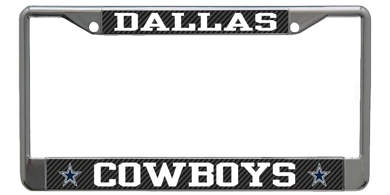 Ungewöhnlich Cowboys Nummernschildrahmen Bilder - Benutzerdefinierte ...