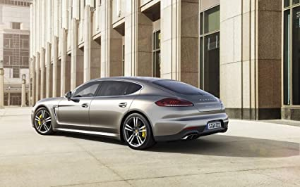2014 Porsche Panamera Turbo S Executive 2 18X24 Poster