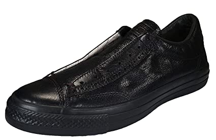 54e47a33d7ad1c Image Unavailable. Image not available for. Color  Converse by John Varvatos  Leather Vintage Slip ...