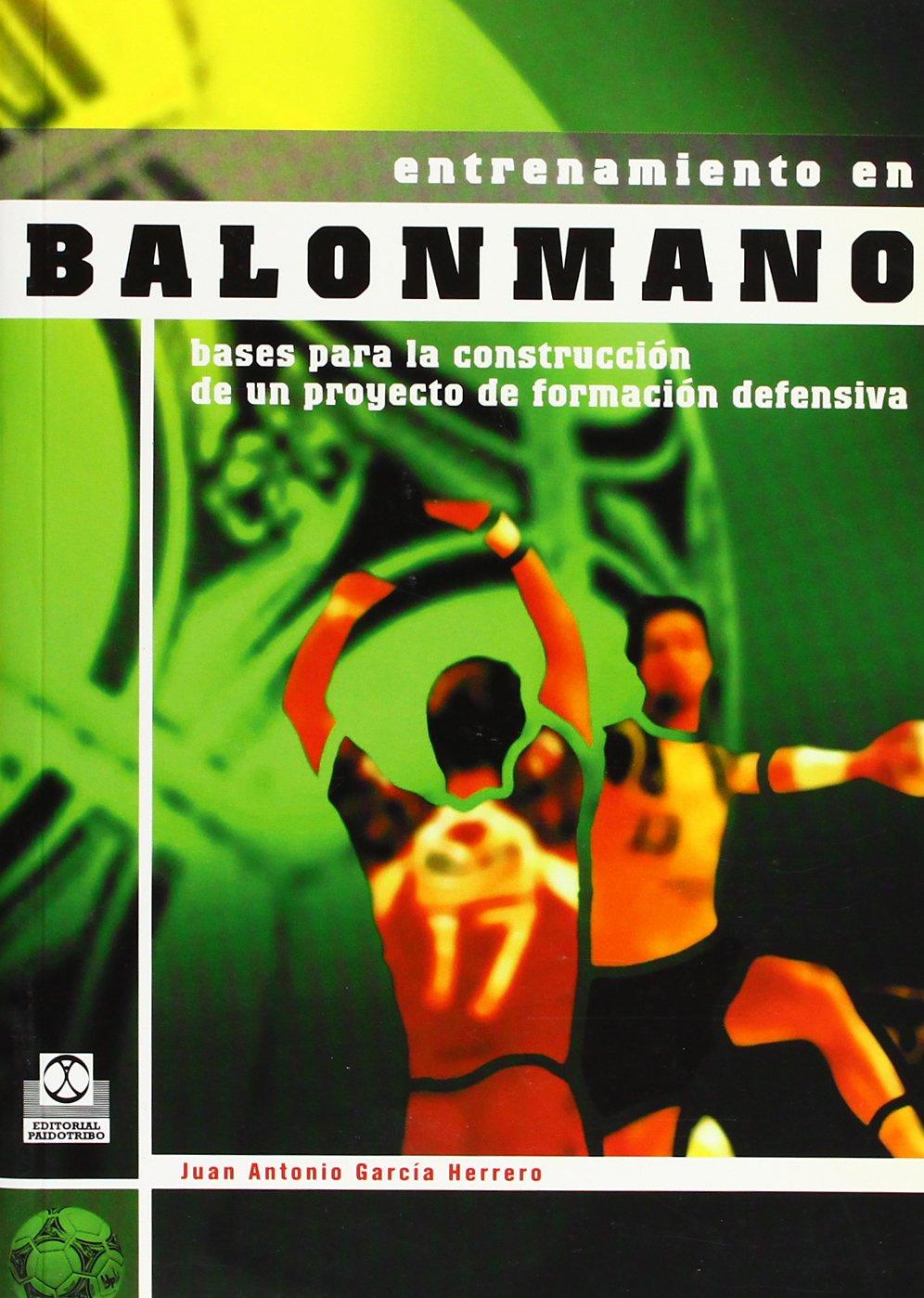 Entrenamiento en Balonmano (Spanish Edition) by Zagier & Urruty Pubns