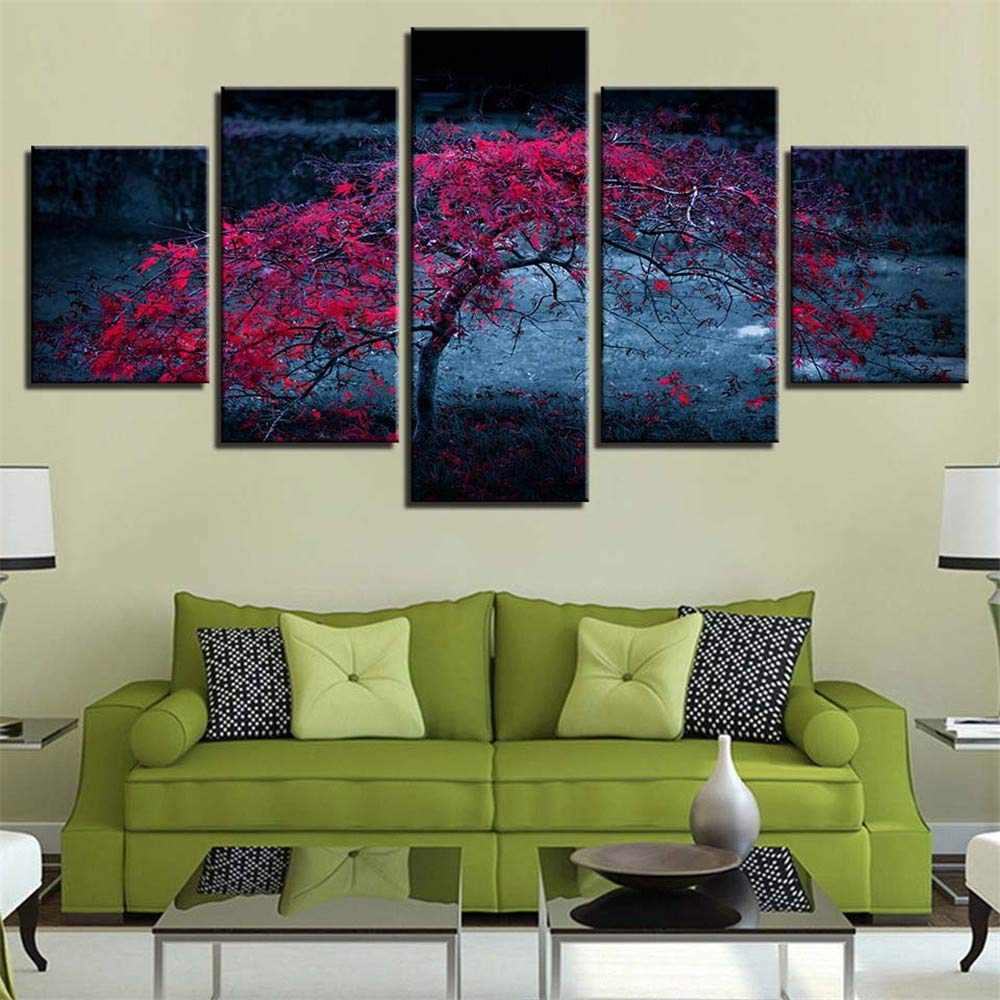 Comecong Pintura Decorativa, Cinco en uno Flores de Chorro de ...