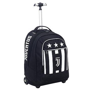 e0c2449cd8 Big Trolley Juventus , Blanc & Noir- 30 Lt , 2in1 Sac à dos à ...