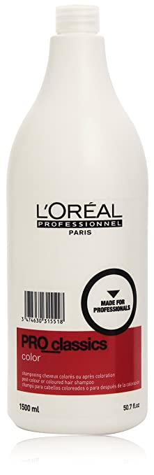 loral professionnel shampooing cheveux colors ou aprs coloration 1500 ml - Shampooing Apres Coloration