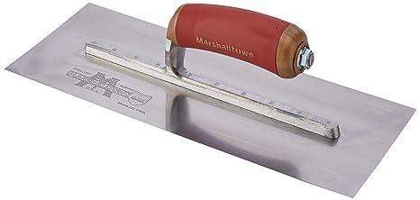 Marshalltown MPB14SSD - Llana (acero inoxidable, 35,6 cm ...