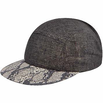 Amazon.com  Kangol Men s Snakeskin Adjustable Supre Baseball Hat ... 85145f7dfbd