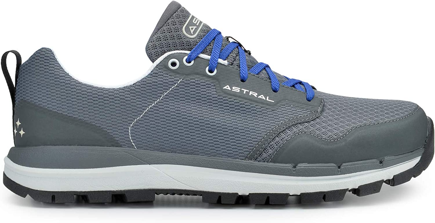 Quick Drying and Lightweight Made for Water and Trails Astral Mens TR1 Mesh Minimalist Hiking Shoes