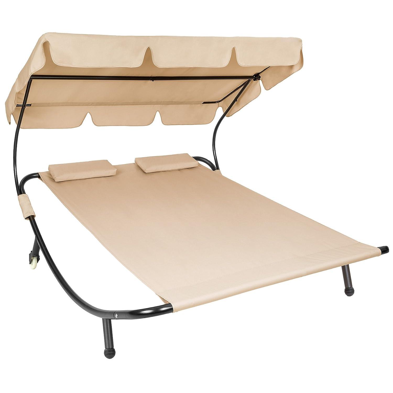 Bain de soleil chaise longue lit fauteuil de jardin hamac oxford