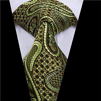 AK Corbata de corbata para hombre Corbata de otoño para hombre ...